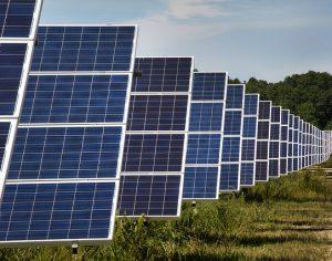 Podatek od gruntu z farmą solarną